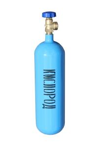 Баллон кислородный, 2л (300 АТМ)
