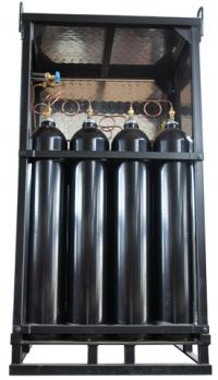 Моноблок углекислотный 40л (200атм)