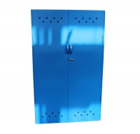 Шкаф ШКБ-04 для четырёх 40-ка литровых баллонов