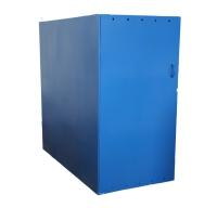 Шкаф ШКБ-10 для десяити 40-ка литровых баллонов