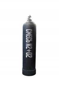 Баллон для синтетического воздуха, 20л (150 АТМ)