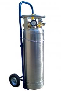 Жидкий азот (заправка)