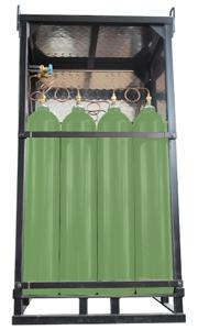 Моноблок водородный 50л (300атм)