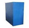 Шкаф ШКБ-10 для десяити 40-ка литровых баллонов (усиленный)