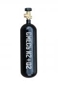 Баллон для синтетического воздуха, 2л (200 АТМ)
