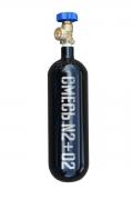 Баллон для синтетического воздуха, 1л (200 АТМ)